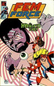 FemForce #4 (1986)