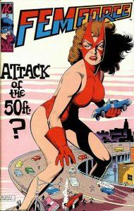 FemForce #5 (1986)