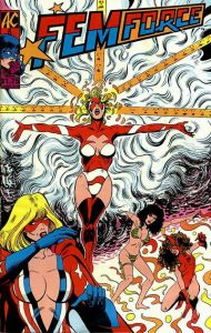 FemForce #6 (1986)