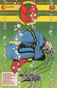 Miracleman #5 (1986)