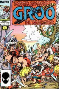 Sergio Aragonés Groo the Wanderer #11 (1986)