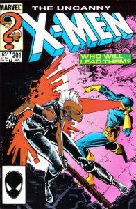 The Uncanny X-Men #201 (1986)