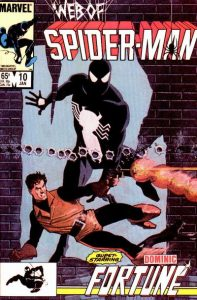 Web of Spider-Man #10 (1986)