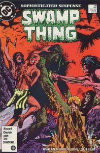 Swamp Thing #48 (1986)
