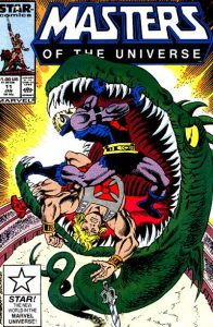 Masters of the Universe #11 (1986)