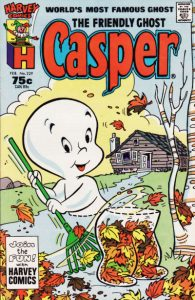 The Friendly Ghost, Casper #229 (1986)