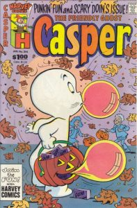 The Friendly Ghost, Casper #244 (1986)