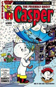 The Friendly Ghost, Casper #245 (1986)