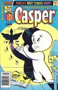 The Friendly Ghost, Casper #246 (1986)