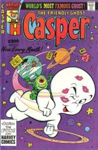 The Friendly Ghost, Casper #247 (1986)