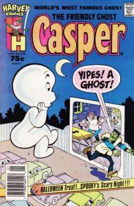 The Friendly Ghost, Casper #228 (1986)
