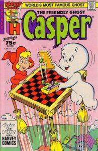 The Friendly Ghost, Casper #233 (1986)