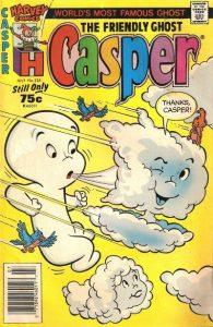 The Friendly Ghost, Casper #234 (1986)