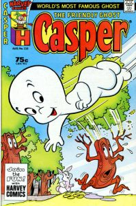 The Friendly Ghost, Casper #235 (1986)
