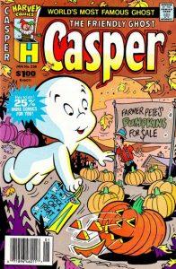 The Friendly Ghost, Casper #238 (1986)