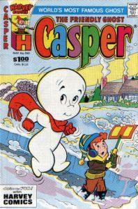 The Friendly Ghost, Casper #240 (1986)