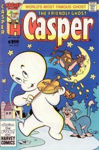 The Friendly Ghost, Casper #242 (1986)