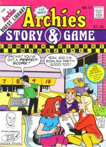 Archie's Story & Game Digest Magazine #11 (1986)