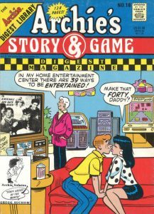 Archie's Story & Game Digest Magazine #16 (1986)