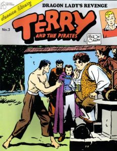 Terry and the Pirates #3 (1986)