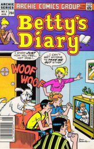 Betty's Diary #3 (1986)