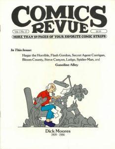 Comics Revue #17 (1986)