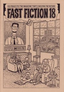 Fast Fiction #18 (1986)
