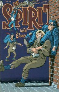 The Spirit #16 (1986)