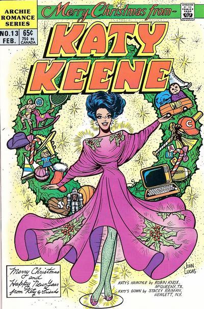 Katy Keene #13 (1986)