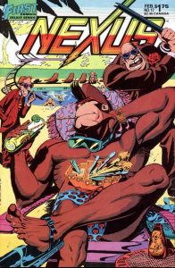 Nexus #17 (1986)