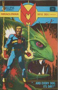 Miracleman #6 (1986)