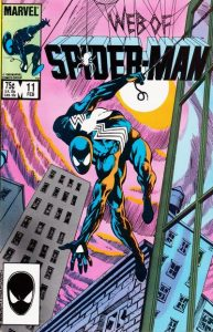 Web of Spider-Man #11 (1986)