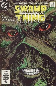 Swamp Thing #49 (1986)