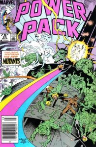 Power Pack #20 (1986)