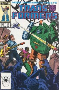 The Transformers #14 (1986)