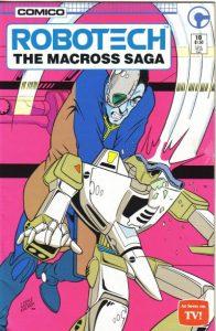 Robotech: The Macross Saga #10 (1986)
