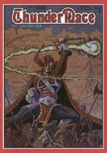 Thunder Mace #1 (1986)