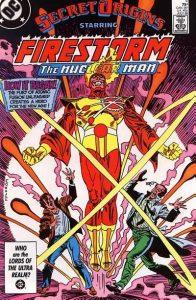 Secret Origins #4 (1986)