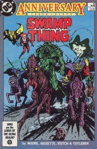 Swamp Thing #50 (1986)