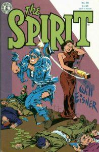The Spirit #18 (1986)