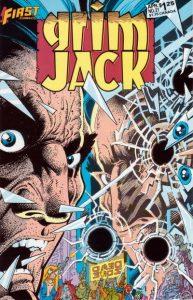 Grimjack #21 (1986)