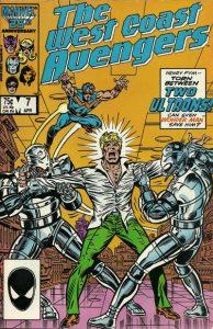 West Coast Avengers #7 (1986)
