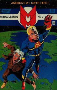 Miracleman #7 (1986)