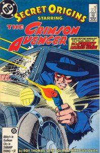 Secret Origins #5 (1986)