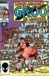 Sergio Aragonés Groo the Wanderer #14 (1986)