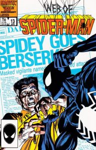 Web of Spider-Man #13 (1986)