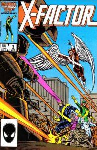 X-Factor #3 (1986)