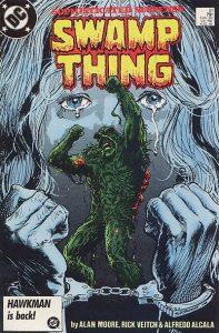 Swamp Thing #51 (1986)