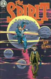 The Spirit #19 (1986)
