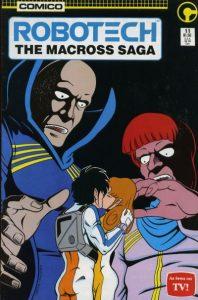 Robotech: The Macross Saga #11 (1986)